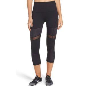 Zella turning point high waisted leggings black M